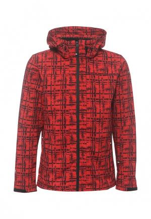 Куртка Icepeak. Цвет: красный