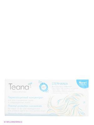 H7 Концентрат термозащитный для волос Стефания, 10х5 мл TEANA. Цвет: белый