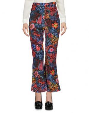 Повседневные брюки LEITMOTIV. Цвет: грифельно-синий