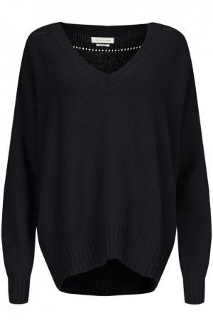 Вязаный свитер Isabel Marant Etoile. Цвет: темно-синий