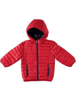 Куртка IDO. Цвет: красный