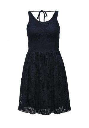 Платье Befree. Цвет: синий