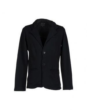 Пиджак CLARK JEANS. Цвет: темно-синий