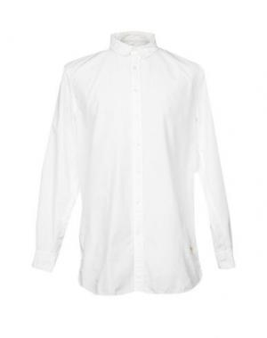 Pубашка WEMOTO. Цвет: белый