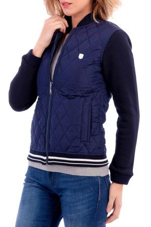 Куртка POLO CLUB С.H.A.. Цвет: синий