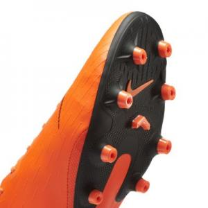 Футбольные бутсы для игры на искусственном газоне  Mercurial Vapor XII Pro AG-PRO Nike. Цвет: оранжевый
