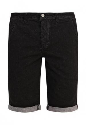 Шорты джинсовые Medicine. Цвет: черный