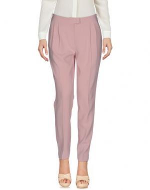 Повседневные брюки BEATRICE. B. Цвет: розовый