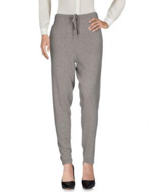 Повседневные брюки JARDIN DES ORANGERS. Цвет: светло-серый