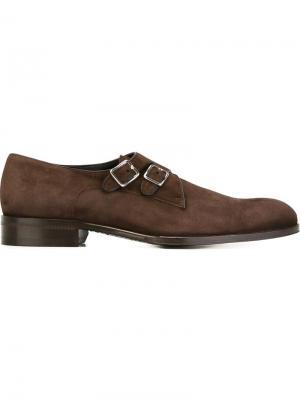 Туфли Andreas Mr. Hare. Цвет: коричневый