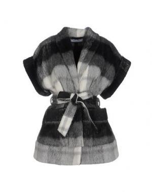 Куртка RODEBJER. Цвет: свинцово-серый