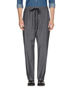 Повседневные брюки 3.1 PHILLIP LIM. Цвет: серый