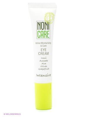Увлажняющий крем для век - Eye Cream 15мл Nonicare. Цвет: белый