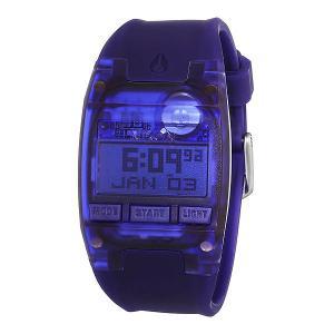 Часы  Comp S All Purple Nixon. Цвет: фиолетовый