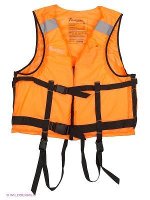 Жилет спасательный Бальза Nova tour. Цвет: оранжевый