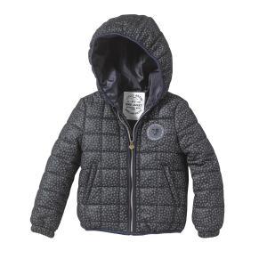 Куртка с капюшоном 3 - 14 лет IKKS JUNIOR. Цвет: темно-синий