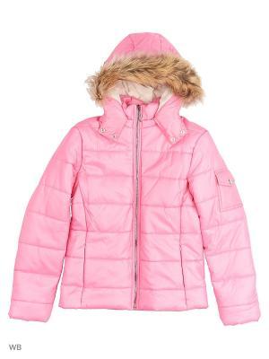 Куртки Senso kids. Цвет: бледно-розовый