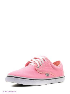 Кеды 4U. Цвет: розовый, бледно-розовый