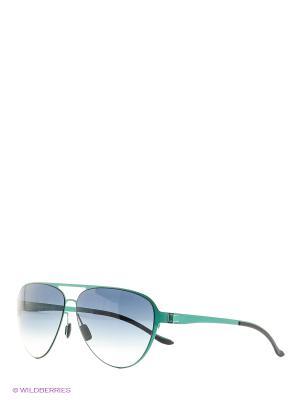 Очки Mercedes Benz. Цвет: зеленый