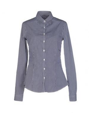 Pубашка ALLEGRI A-TECH. Цвет: темно-синий