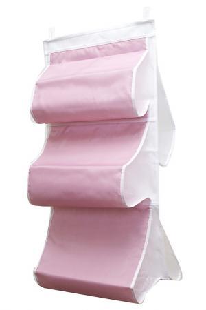 Органайзер для сумок HOMSU. Цвет: розовый
