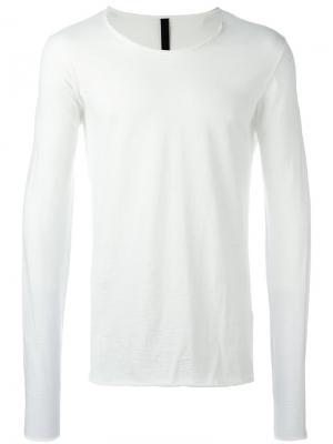 Классическая футболка Poème Bohémien. Цвет: красный