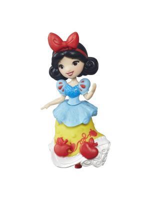 Маленькая кукла-принцесса Hasbro. Цвет: синий, красный