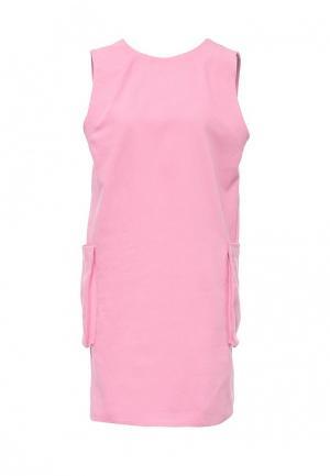 Платье Love & Light. Цвет: розовый