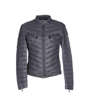 Куртка YES ZEE by ESSENZA. Цвет: серый