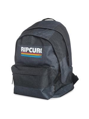 Рюкзак  MODERN RETRO DOUBLE DOME Rip Curl. Цвет: темно-синий, синий