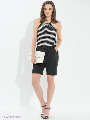 Шорты Vero moda. Цвет: черный