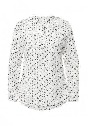 Блуза Coco Nut. Цвет: белый
