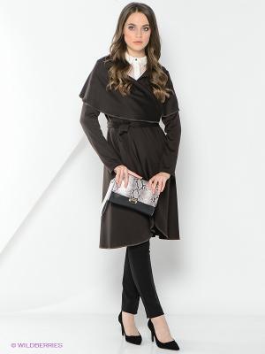 Кардиган Alina Assi. Цвет: коричневый