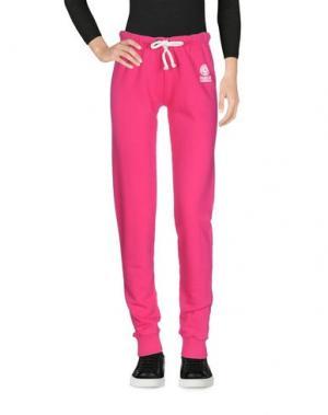 Повседневные брюки FRANKLIN & MARSHALL. Цвет: фуксия