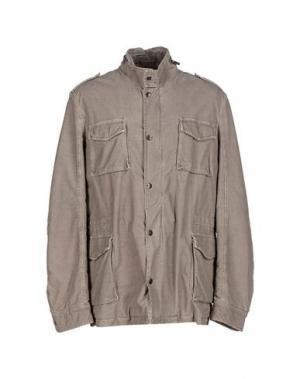 Куртка JEY COLE MAN. Цвет: серый