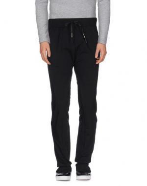 Повседневные брюки MANUEL MARTE. Цвет: черный