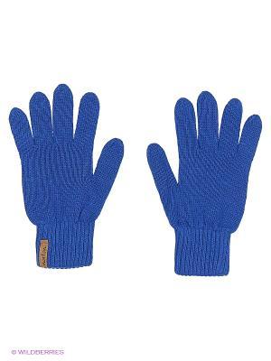 Перчатки NORTON. Цвет: синий