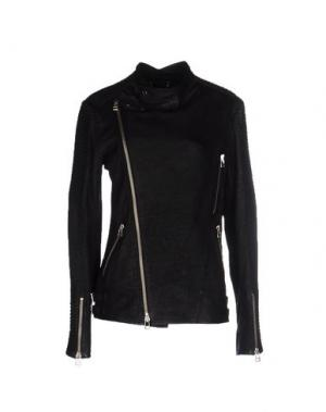 Куртка SLY010. Цвет: черный