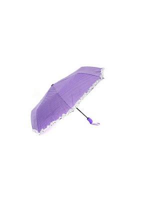 Зонт KONONO. Цвет: фиолетовый