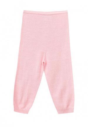 Леггинсы R&I. Цвет: розовый