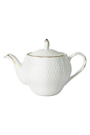 Чайник Colombo. Цвет: белый