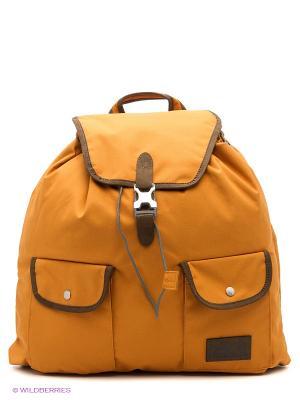 Рюкзак WOODFORD Jack Wolfskin. Цвет: оранжевый