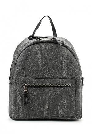 Рюкзак Etro. Цвет: серый