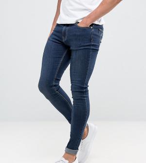 Brooklyn Supply Co. Обтягивающие джинсы Co. Цвет: темно-синий