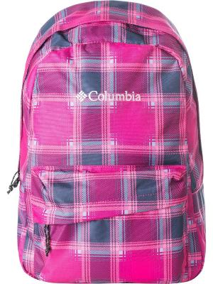 Рюкзак Columbia. Цвет: розовый