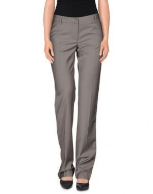 Повседневные брюки PAUL & JOE. Цвет: серый