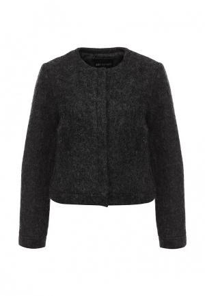 Куртка Top Secret. Цвет: серый