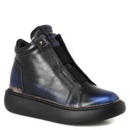 Сникерсы  619-13 темно-синий KISS MOON