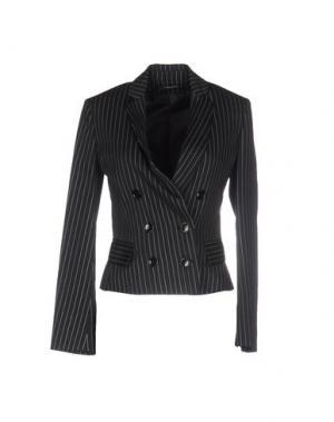 Пиджак MY SIS. Цвет: черный