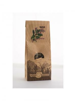 Чай черный с шалфеем Травы Кавказа. Цвет: бежевый